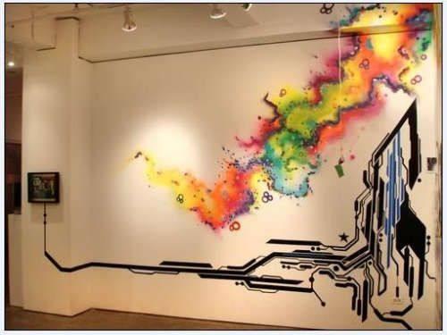 宜春文化墙墙体彩绘,宜春墙画涂鸦,宜春墙面绘画,宜春绘画墙面