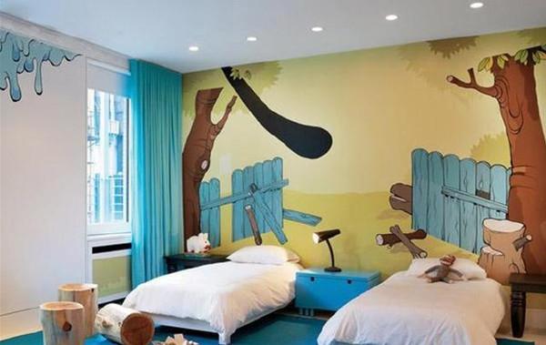宜春彩绘墙体,宜春墙绘工作室,宜春文化墙彩绘,宜春涂鸦手绘墙