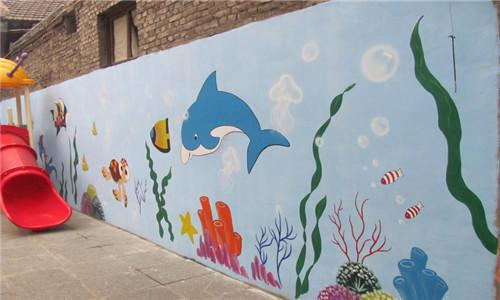 宜春幼儿园手绘,宜春3d涂鸦,宜春餐馆墙体彩绘,宜春外墙绘画